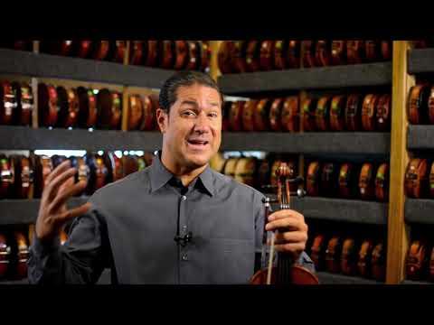Escucha este violin Stradivarius de 4.000.000 dólares видео