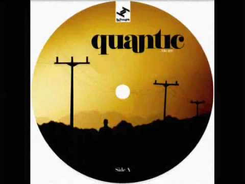 Quantic – Time Is The Enemy