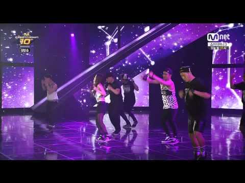 140724 BoA - Only One with SeHun of EXO-K (Mnet M! Countdown 10th Anniversary Special) (видео)