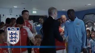Arsenal v Manchester City 3-0 tunnel highlights | Inside Access