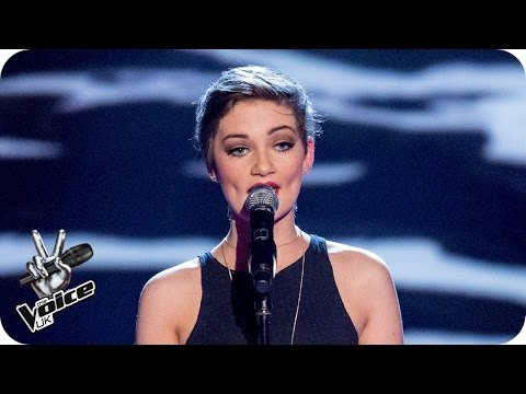 Niamh Breslin performs 'Martha's Harbour' - The Voice UK 2016: Blind Auditions 2