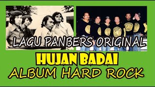 Hujan Badai   LAGU PANBERS ORIGINAL   ALBUM HARD ROCK