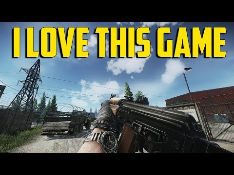 Escape From Tarkov - I Love This Game