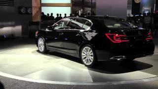 2014 Acura RLX - 2012 L.A. Auto Show