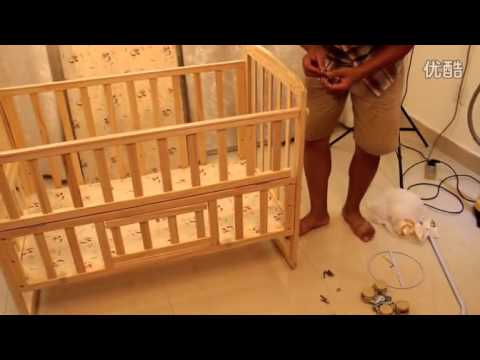 Baby Cot Assembly Process Video