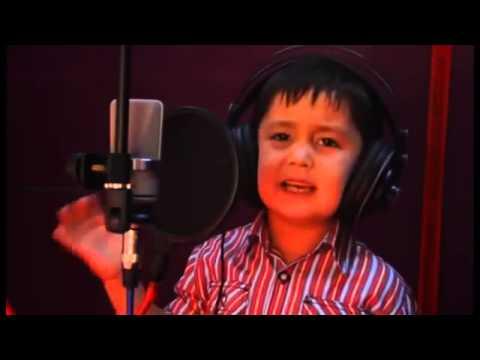 Russian  child...Sonu nigam (видео)