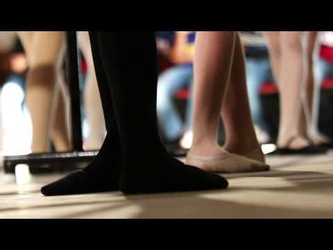 Cl�nica de danza a cargo de I�aqui Urlezaga