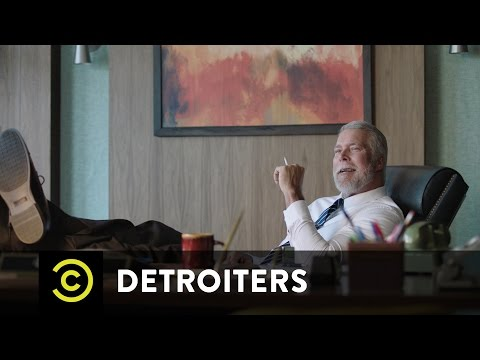 Big Hank's Back - Detroiters - Comedy Central