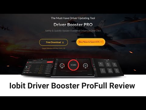 Iobit Driver Booster Pro Full Review | Driver Booster Discount | Get 65% Off Here.