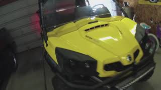 9. Can Am Commander & Maverick Sport Mode Mod and Install