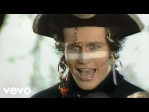 adam - Music video by Adam & The Ants performing Stand And Deliver. (C) 1981 Sony Music Entertainment (UK) Ltd.