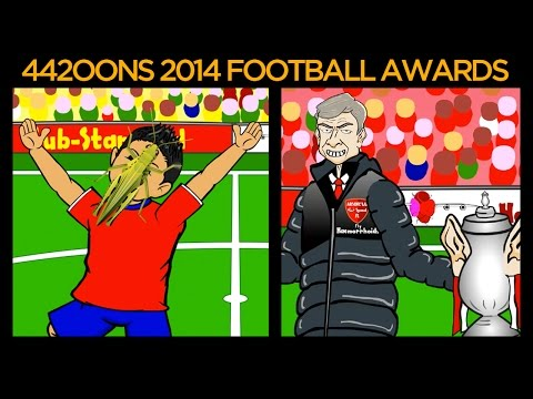 awards - 442oons & Copa90 have teamed up to present awards to various footballing greats over 2014. Subscribe to Copa90: http://bit.ly/Copa90Subscribe Check out 442oons: ...
