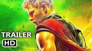 THOR 3 RAGNAROK Motion Poster + Trailer (2017) Chris Hemsworth Superhero Movie HD