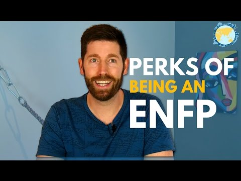 The Perks of Being an ENFP (Hint: You Rule!)