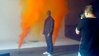 Smokey Photo Shoot [O]] - Phoenix James