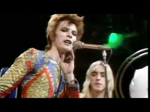 Live @ 5 Extra: David Bowie Performing