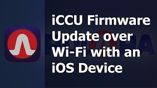 iCCU iOS Firmware Upgrade