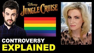 Video Jungle Cruise Gay Character - Jack Whitehall MP3, 3GP, MP4, WEBM, AVI, FLV Agustus 2018