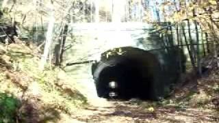 Greensburg (PA) United States  city photos : Abandoned Railroad Tunnel Pennsylvania RR Carr's Tunnel Greensburg PA