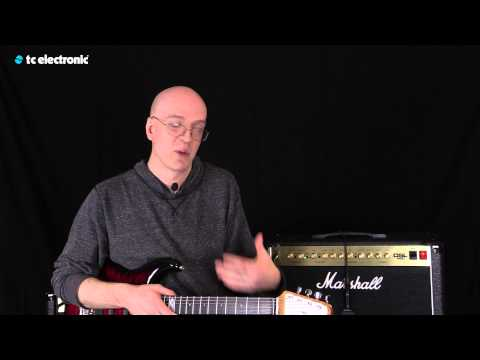 "Devin Townsend uses his ""Craptree"" TonePrint for the Hall of Fame Reverb"