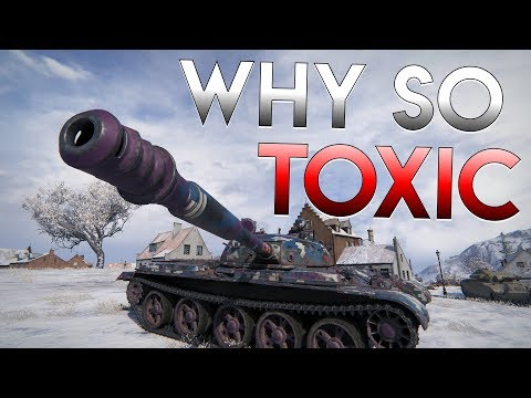 Why is World of Tanks so Toxic ft Shishx The Animal & My Squeaky Chair