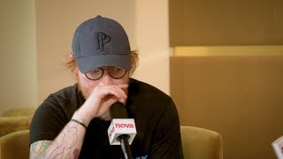 Video Ed Sheeran's emotional moment with his Mum MP3, 3GP, MP4, WEBM, AVI, FLV Juli 2018