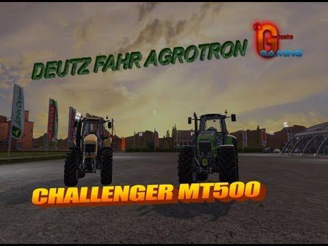 Deutz Fahr Agrotron L/X 700 Series v1.0
