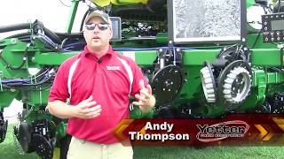 2940 Air Adjust™ Residue Manager at the 2015 Farm Progress Show