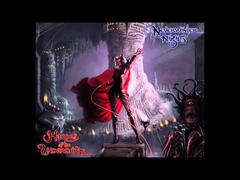 Neverwinter Nights: Hordes of Underdark OST - Frozen Wastes of Cania