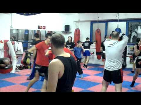 Corso misto fighter 2012