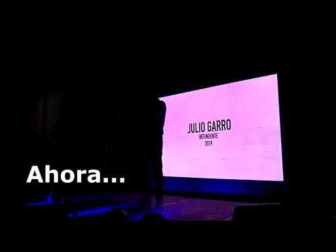 Los platenses le brindan su apoyo nuevamente al intendente Julio Garro