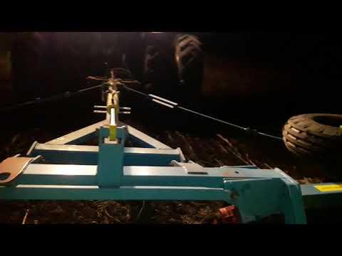 Прикочування посівів пшениці - DomaVideo.Ru