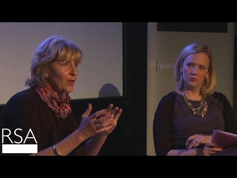 we - Writer Melissa Benn and Labour MP Stella Creasy visit the RSA to discuss what needs to be done to ensure that young women have the greatest possible chance o...