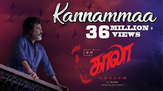 Video Kannamma - Video Song | Kaala (Tamil) | Rajinikanth | Pa Ranjith | Santhosh Narayanan MP3, 3GP, MP4, WEBM, AVI, FLV Desember 2018