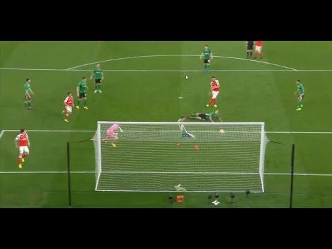 FA CUP SEMIFINAL 2017 Full Highlight HD - Arsenal vs Lincoln 5 - 0