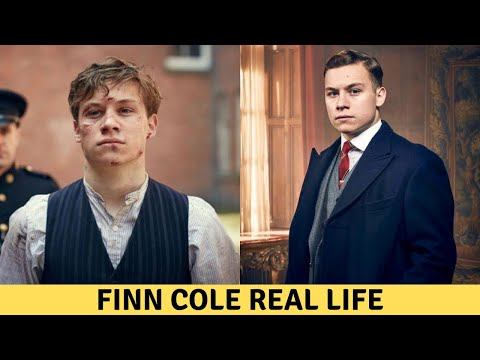 Finn Cole - Michael Gray from Peaky Blinders Cast
