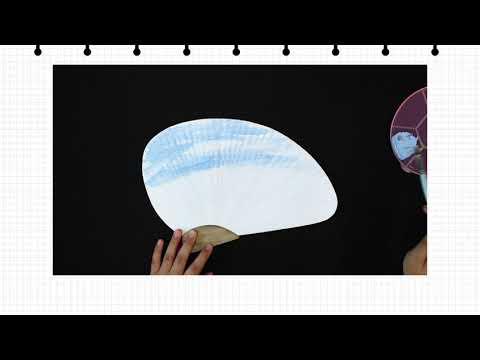 7월 문화가 있는 날) 책바람 솔솔~ 부채꾸미기