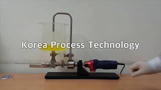 video thumbnail KTI30-B inline,  Lab & Small Production inline High-Shear Disperser-Horizontal type youtube