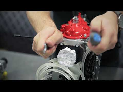 Rotax MAX Evo Radiator installation - How to 4/10