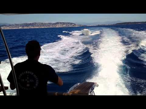 Jeanneau Sea Trials Cannes April 2015