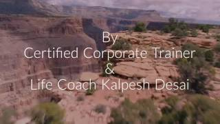 Train the trainer workshop by life coach kalpesh desai