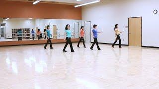 (Sweat) A La La La La Long - Line Dance (Dance & Teach) Video
