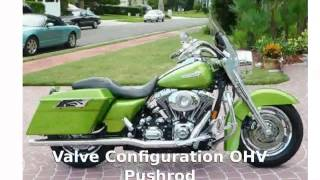 7. 2009 Harley-Davidson Road King Base - Specification