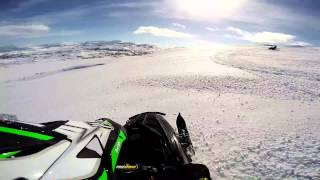 8. 2011 Polaris RMK Assault 800 with Camoplast Challenger Extreme track