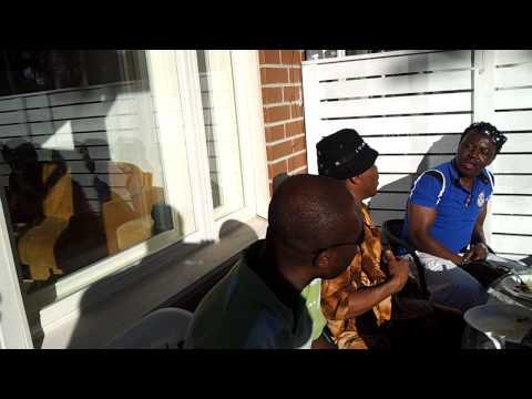 Igbo guys arguing about black magic in Igbo language
