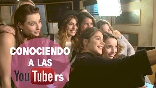 Conociendo a EnjoyPhoenix, Greta Menchi, Marta Riumbau y Lola Dubini! | TINI - YouTube