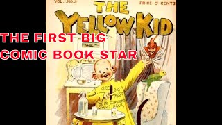 The History Of comic books continue as we take a small look at the history of the yellow Kid. The big comic book star of the Platinum age.Part One Of History Of Comicshttps://www.youtube.com/watch?v=Ix3EJGwKiqUPATREON PAGEhttps://www.patreon.com/ilovecomics?alert=2TWITTER :  https://twitter.com/EnglentineVID.ME :  https://vid.me/EnglentineFACEBOOK : https://www.facebook.com/groveofenglentine/Wednesday :  New book and Back Issue Haul videos.Just showing off every new book released, as well as the back issues I was able to find on ebay , in the comic shop , or at garage sales.Thursday :  I love comicsA celebration of why I love or a series or issue I love in comic booksFriday : Having fun with Superhero Movies and Or Video GamesSaturday : Marvel Vs. DCsummarizing the comics that came out the last week , to see who really rules the roost.Sunday : Free Play. Could be another video made for an established topic, or a new idea. Monday : If I wrote A re-imagining of established characters , plot points , stories or movies.Tuesday : Career In Comic Book Covers Take a character, a team or an artist and show every or close to every comic book cover they are on or worked on.IN THE GROVE OF ENGLENTINE HAS NEW VIDEOS EVERY DAY RELATING TO COMIC BOOKS , MOVIES, MUSIC, VIDEO GAMES & SOMETIMES POLITICS. PLEASE CHECK US OUT. DON'T FORGET TO SUBSCRIBE & SHARE, & CHANGE NOTIFICATIONS TO RECEIVE NEW CONTENT