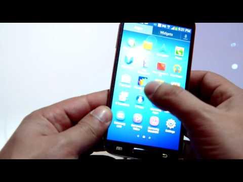 Galaxy S4 inceleme