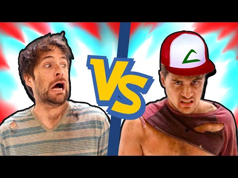 Human Pokemon Battle