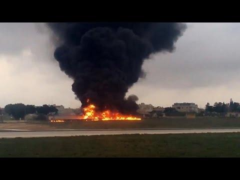 Μάλτα: Συντριβή μικρού αεροσκάφους – Τουλάχιστον 5 νεκροί